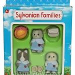 ซิลวาเนียน เซ็ทนักเรียนอนุบาล (JP) Sylvanian Nursery Figure Set