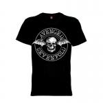 เสื้อยืด วง Avenged Sevenfold แขนสั้น แขนยาว S M L XL XXL [23]