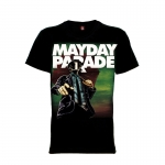 เสื้อยืด วง Mayday Parade แขนสั้น แขนยาว S M L XL XXL [2]