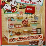 [SOLD OUT] รีเมนท์ของจิ๋ว..ตู้โชว์ขนมดีสนีย์ Re-ment Disney Characters Showcase