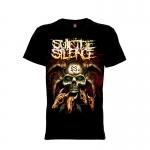 เสื้อยืด วง Suicide Silence แขนสั้น แขนยาว S M L XL XXL [2]