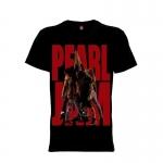 เสื้อยืด วง Pearl Jam แขนสั้น แขนยาว S M L XL XXL [2]