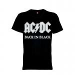 เสื้อยืด วง AC/DC แขนสั้น แขนยาว S M L XL XXL [27]