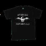 เสื้อยืด วง Avenged Sevenfold แขนสั้น งาน Vintage ลายไม่ชัด ทุกขนาด S-XXL [Easyriders]