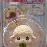 ตุ๊กตาจีเวลเพ็ท ฟลอร่า (JP13 Jewelpet FLORA Flocky Figure)