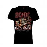 เสื้อยืด วง AC/DC แขนสั้น แขนยาว S M L XL XXL [19]