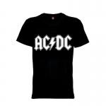 เสื้อยืด วง AC/DC แขนสั้น แขนยาว S M L XL XXL [29]