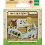 ซิลวาเนียน คอกกั้นเด็กสีขาว (EU) Sylvanian Families Let's Play Playpen