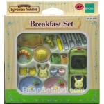 ชุดอาหารเช้าซิลวาเนียน (EU) Sylvanian Families Breakfast Set
