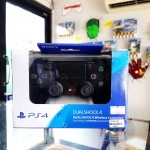PS4 : Dual Shock 4 New (Jet Black)