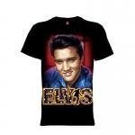 เสื้อยืด วง Elvis Presley แขนสั้น แขนยาว S M L XL XXL [7]