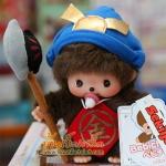 ตุ๊กตาเบบี้จิจิ-โมโมทาโร่ 5.5นิ้ว (Kintaro Kai Bebichhichi Boy)