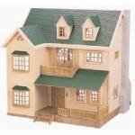 ซิลวาเนียน บ้านกรีนฮิลล์ (JP) Sylvanian Families Deluxe House on the Hill