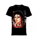 เสื้อยืด วง Michael Jackson แขนสั้น แขนยาว S M L XL XXL [5]