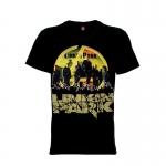 เสื้อยืด วง Linkin Park แขนสั้น แขนยาว S M L XL XXL [3]