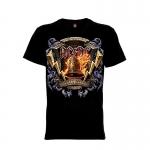 เสื้อยืด วง AC/DC แขนสั้น แขนยาว S M L XL XXL [22]