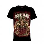 เสื้อยืด วง Suicide Silence แขนสั้น แขนยาว S M L XL XXL [8]