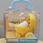 ซิลวาเนียน..น้องเป็ดกับรถเข็นรูปไข่ในกระเป๋าหิ้ว (EU) Sylvanian Families Carry Case Baby Duck & Cart