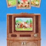 ทีวีสีซิลวาเนียน (EU) Sylvanian Families Luxury Color