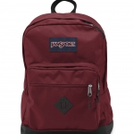 JanSport กระเป๋าเป้ รุ่น City Scout - Viking Red