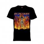 เสื้อยืด วง In Flames แขนสั้น แขนยาว สั่งได้ทุกขนาด S-XXL [Rock Yeah]