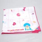 ผ้าเช็ดหน้า ลิงมอนจิจิ Monchhichi 48x48 cm Handkerchief