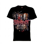 เสื้อยืด วง Slipknot แขนสั้น แขนยาว S M L XL XXL [14]