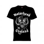 เสื้อยืด วง Motorhead แขนสั้น แขนยาว S M L XL XXL [7]