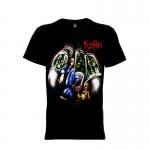 เสื้อยืด วง Korn แขนสั้น แขนยาว S M L XL XXL [3]
