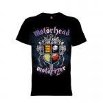 เสื้อยืด วง Motorhead แขนสั้น แขนยาว S M L XL XXL [4]