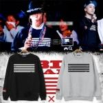 เสื้อแจ็คเก็ตแขนยาว รุ่น BIGBANG MADE WORLD TOUR JAPAN แต่งแถบเส้นด้านหน้า มี4สี