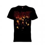 เสื้อยืด วง Slipknot แขนสั้น แขนยาว S M L XL XXL [10]