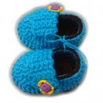 รองเท้าเด็กอ่อน ไหมพรม FD25-5