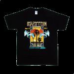 เสื้อทัวร์ วง Led Zeppelin ผ้า Gildan xS-3XL [Gildan]