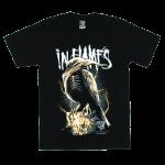 เสื้อยืด วง In Flames แขนสั้น แขนยาว S M L XL XXL [1]