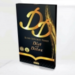 DD Diet & Detox อาหารเสริมลดน้ำหนักและดีท็อกซ์ (1 กล่อง)