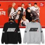 เสื้อแจ็คเก็ตแขนยาวเกาหลี IKON WELCOME BACK แนวฮิพฮอพ มี4สี