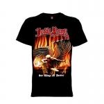 เสื้อยืด วง Judas Priest แขนสั้น แขนยาว S M L XL XXL [2]