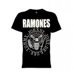 เสื้อยืด วง Ramones แขนสั้น แขนยาว S M L XL XXL [1]