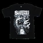 เสื้อยืด วง Sleeping With Sirens แขนสั้น แขนยาว S M L XL XXL [1]