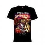 เสื้อยืด วง Avenged Sevenfold แขนสั้น แขนยาว S M L XL XXL [6]