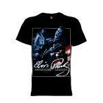 เสื้อยืด วง Elvis Presley แขนสั้น แขนยาว S M L XL XXL [2]