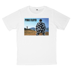 เสื้อยืด วง Pink Floyd สีขาว แขนสั้น S M L XL XXL [6]