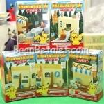 โมเดลเมืองโปเกมอน 5 กล่อง (Pokemon Shino World-2)
