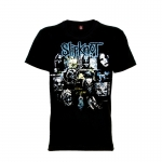 เสื้อยืด วง Slipknot แขนสั้น แขนยาว S M L XL XXL [6]