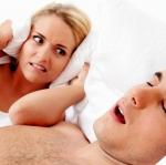 การนอนกรน ปัญหาร้ายแรงในการใช้ชิวิตคู่