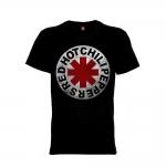 เสื้อยืด วง Red Hot Chili Peppers แขนสั้น แขนยาว สั่งได้ทุกขนาด S-XXL [Rock Yeah]