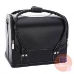 กระเป๋าเครื่องสำอาง cozbag (สีดำ)