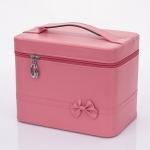 กระเป๋ารุ่นโบว์สีชมพู