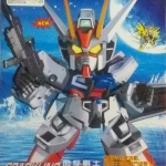 โมเดลกันดั้ม Strike Gundam BB513 04 DEYLO